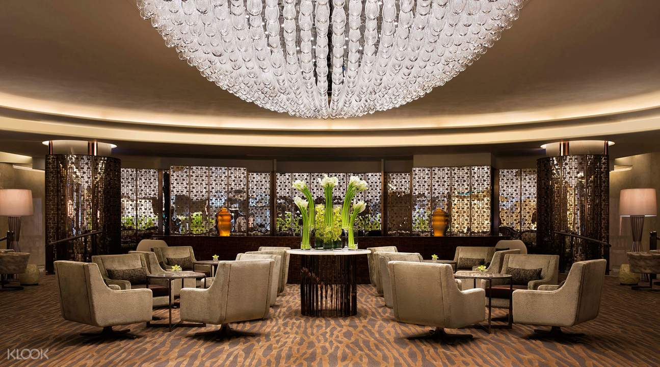 The Lounge 大堂酒廊