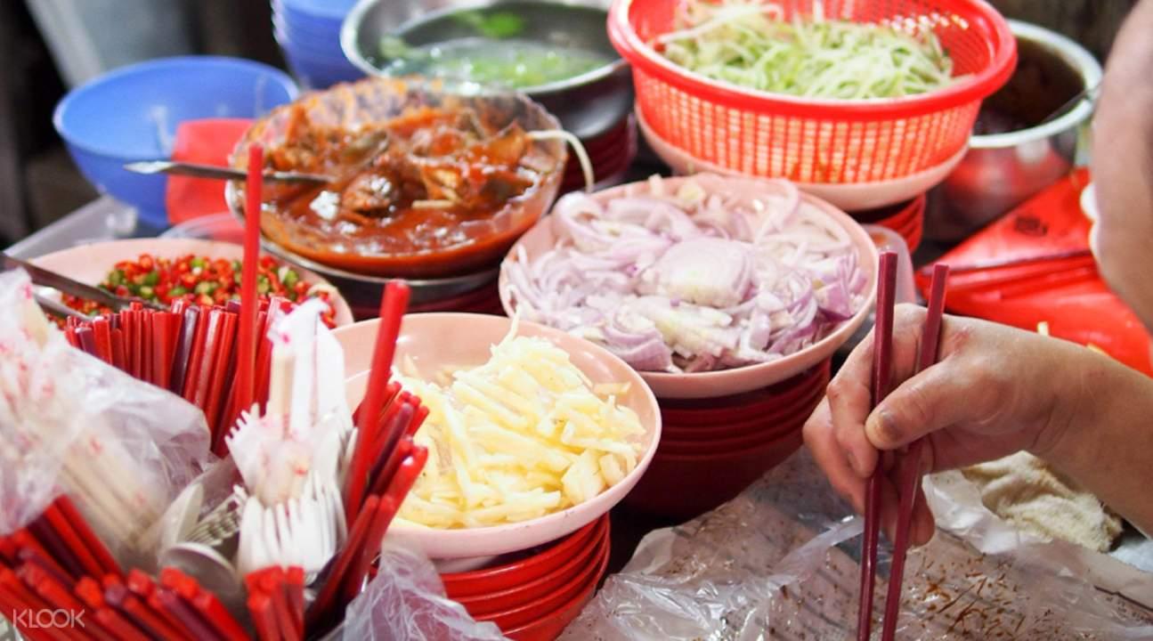 Kuala Lumpur food discovery