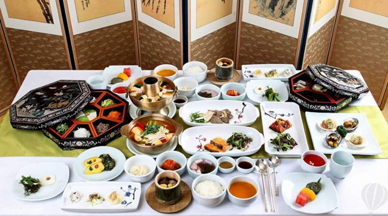韓國宮廷料理