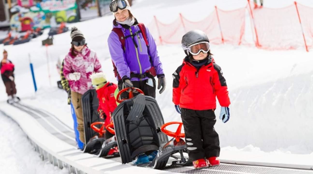 群馬滑雪一日游