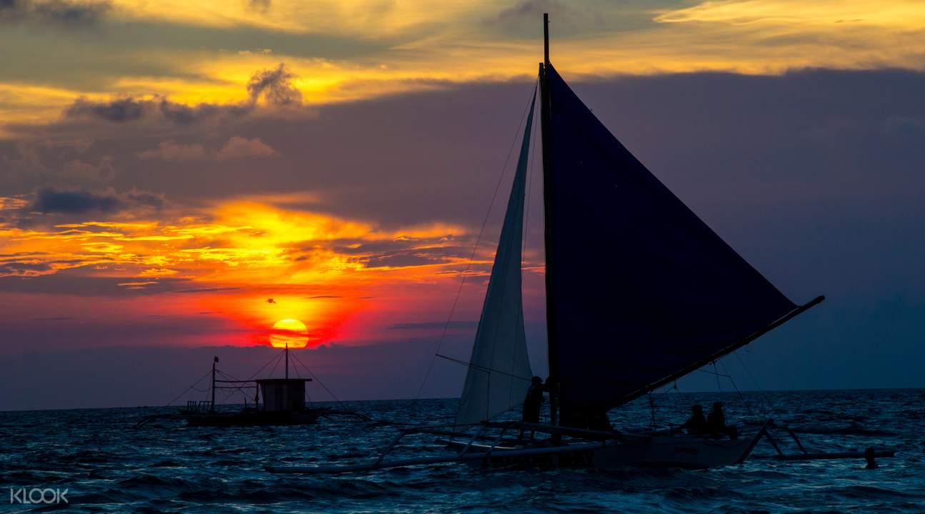 paraw sail boracay