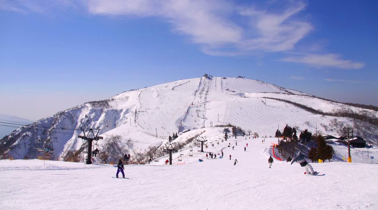 大阪 琵琶湖 Valley 滑雪場