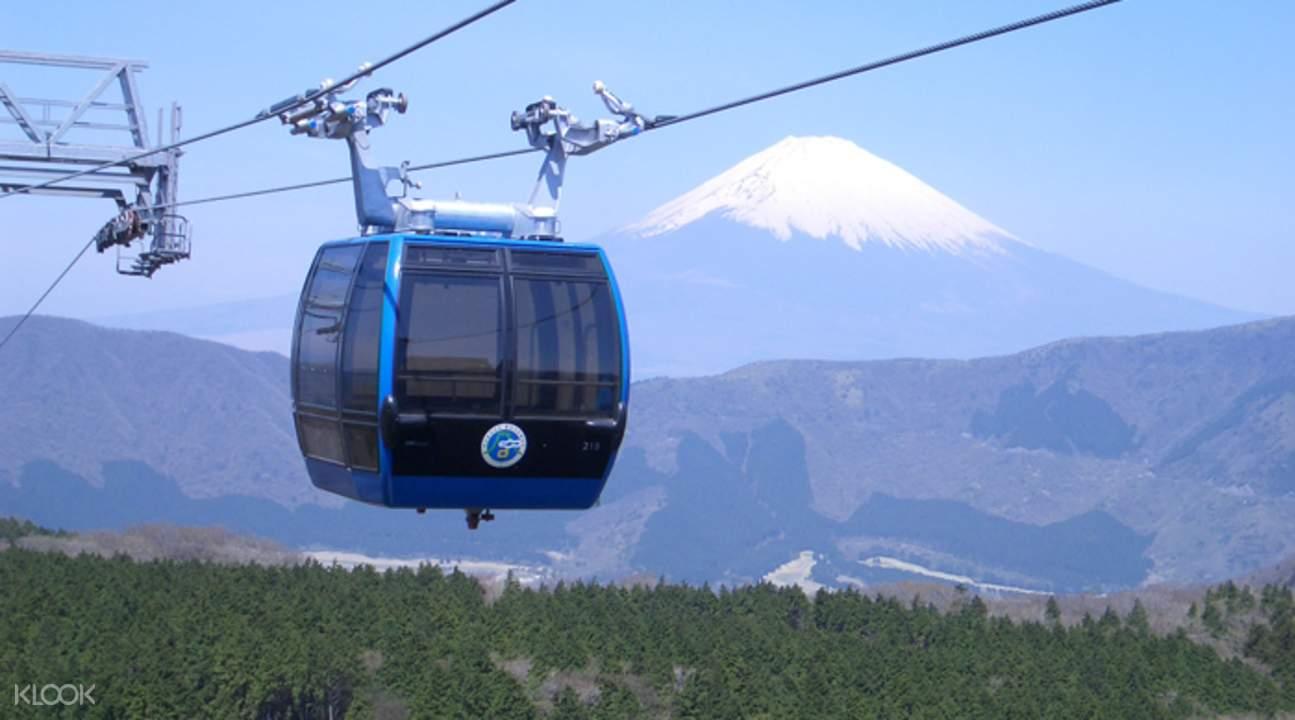 日本駒岳䌫車