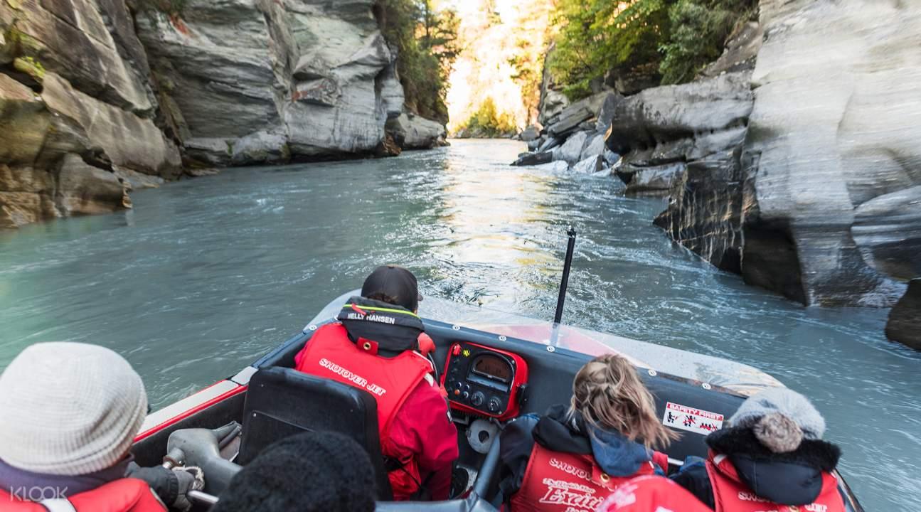 Shooter River cruise