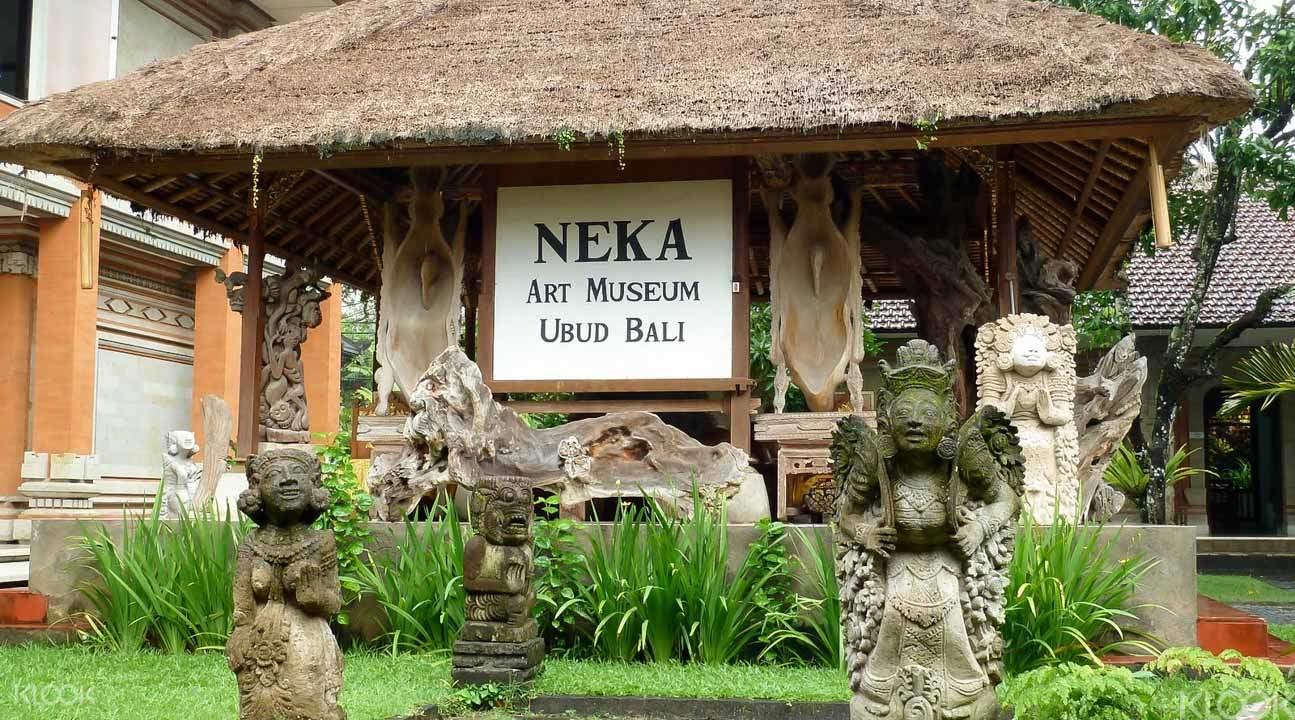 Ubud Galleries & Museums Tour