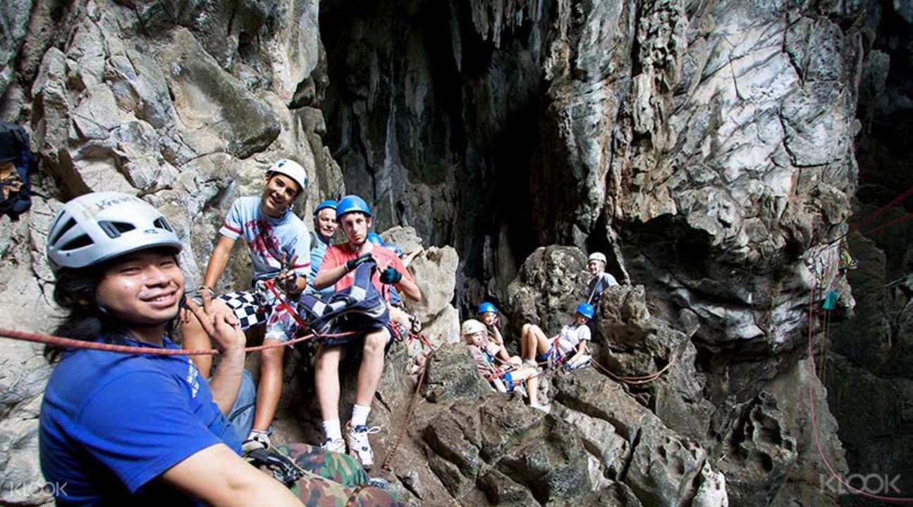 清邁瘋馬岩攀岩