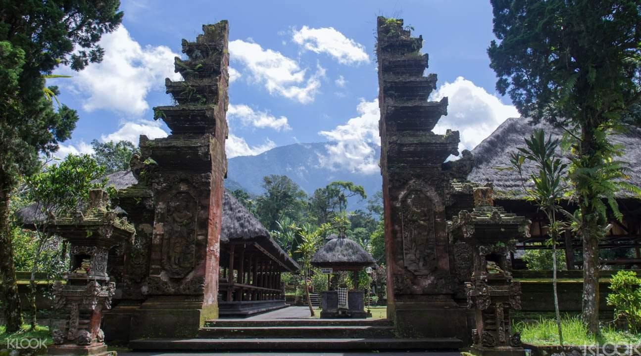 巴吐卡魯神廟Pura Luhur Batukaru
