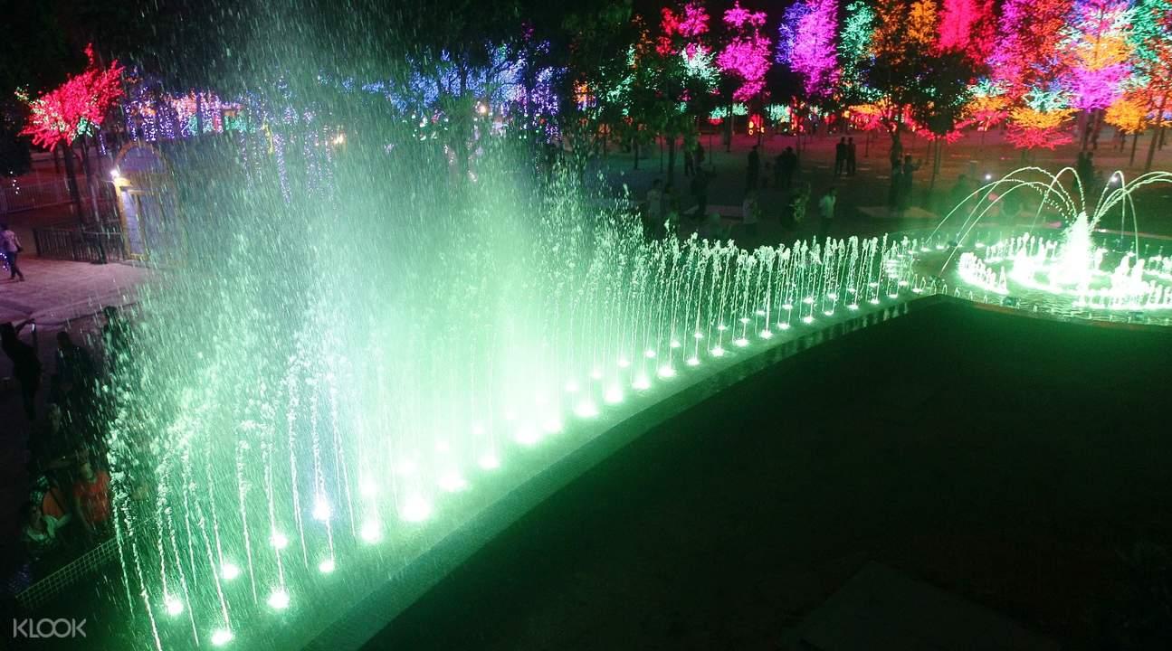 i-City馬來西亞主題公園