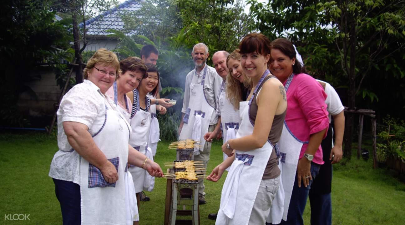 泰國廚藝學校 烹飪課程推薦