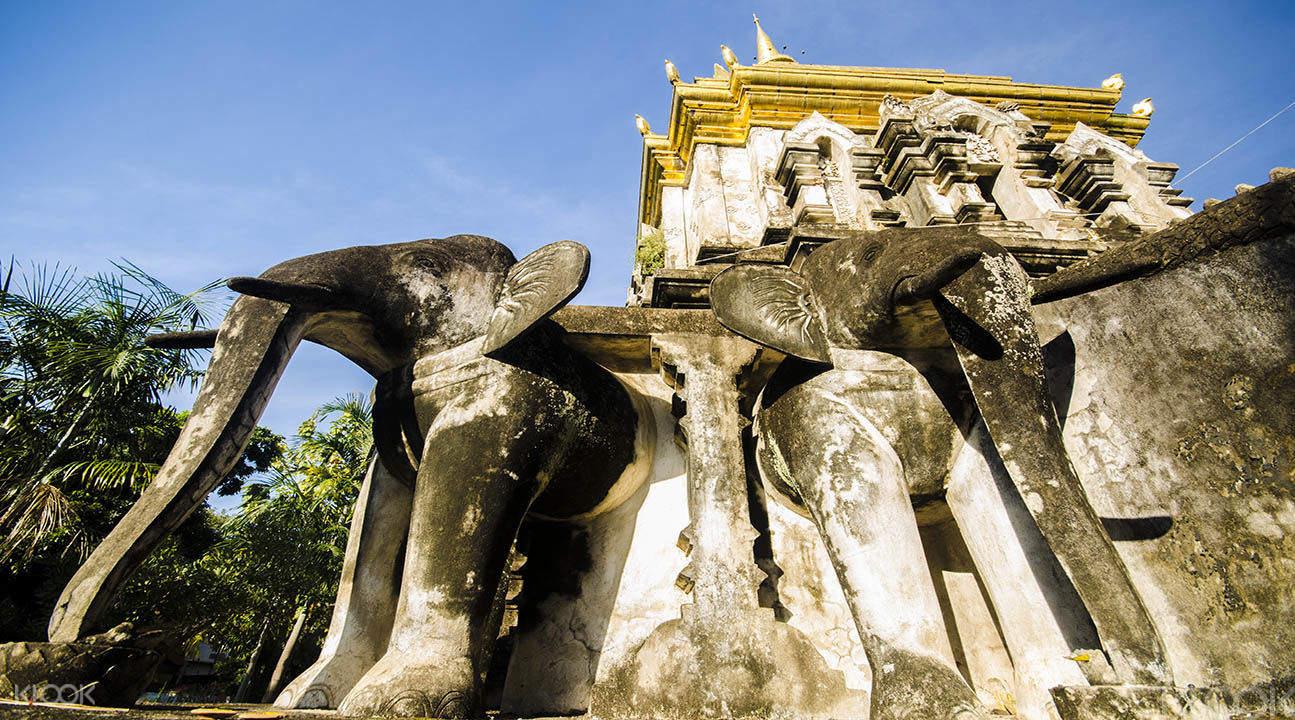 Rickshaw tour Thailand