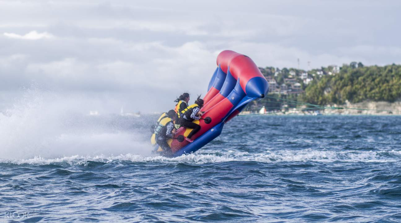 Boracay Flufish ride