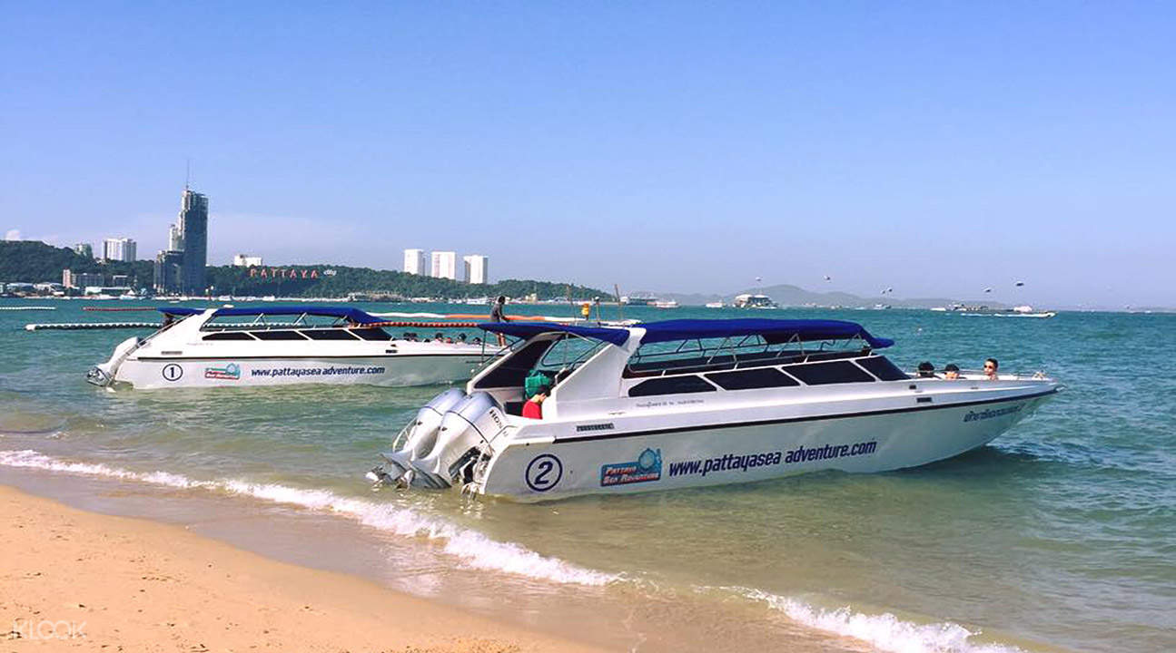 芭堤雅珊瑚岛