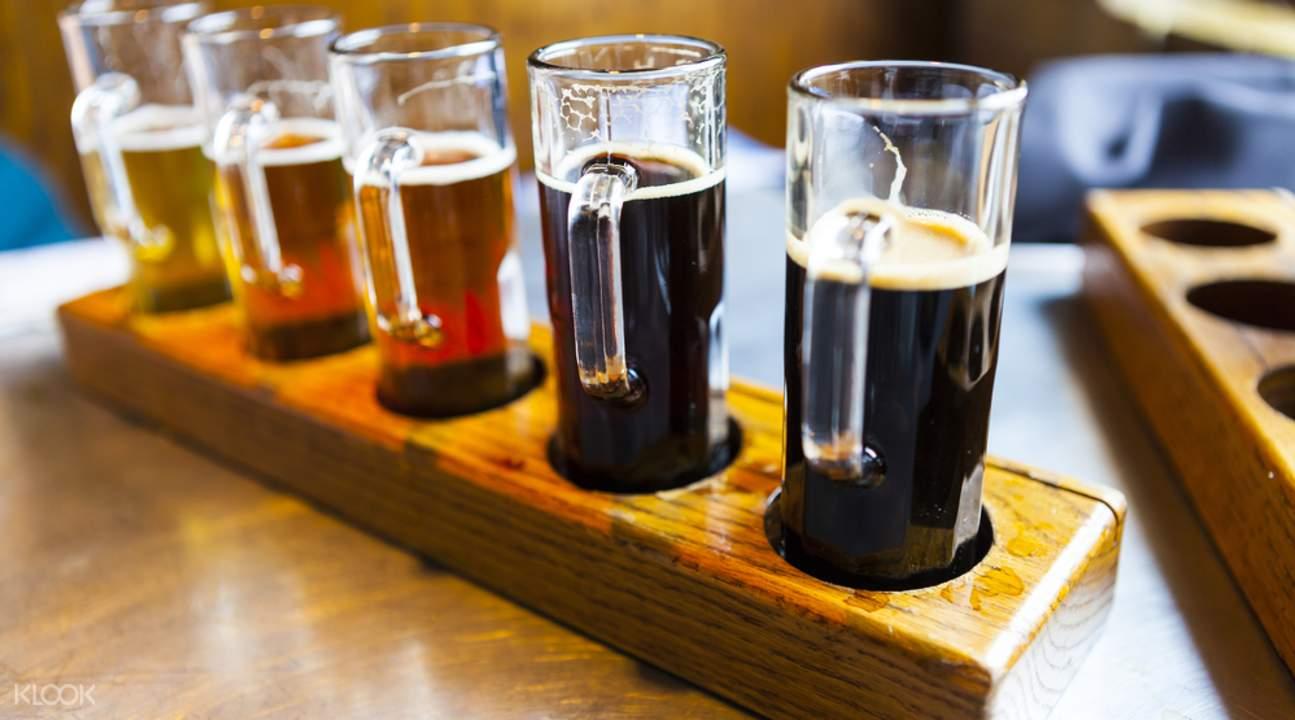 朗姆酒廠参觀與美酒品嘗