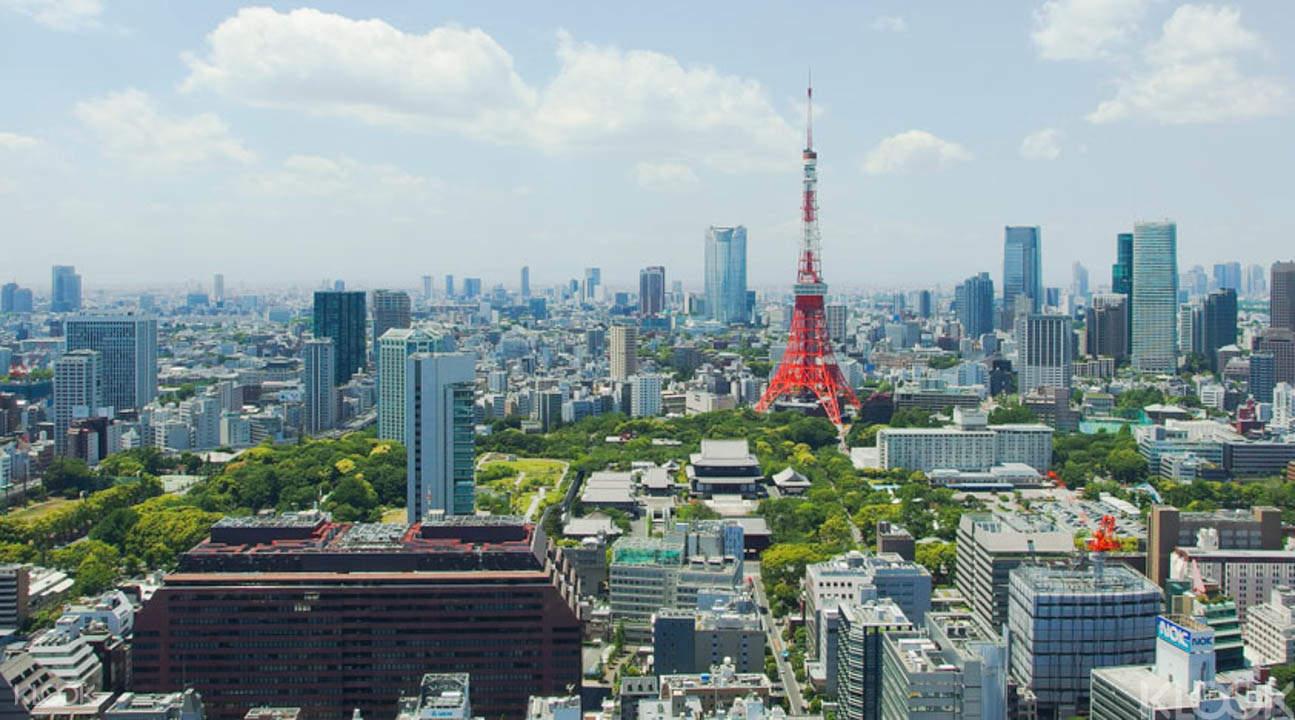 濱松町世界貿易中心