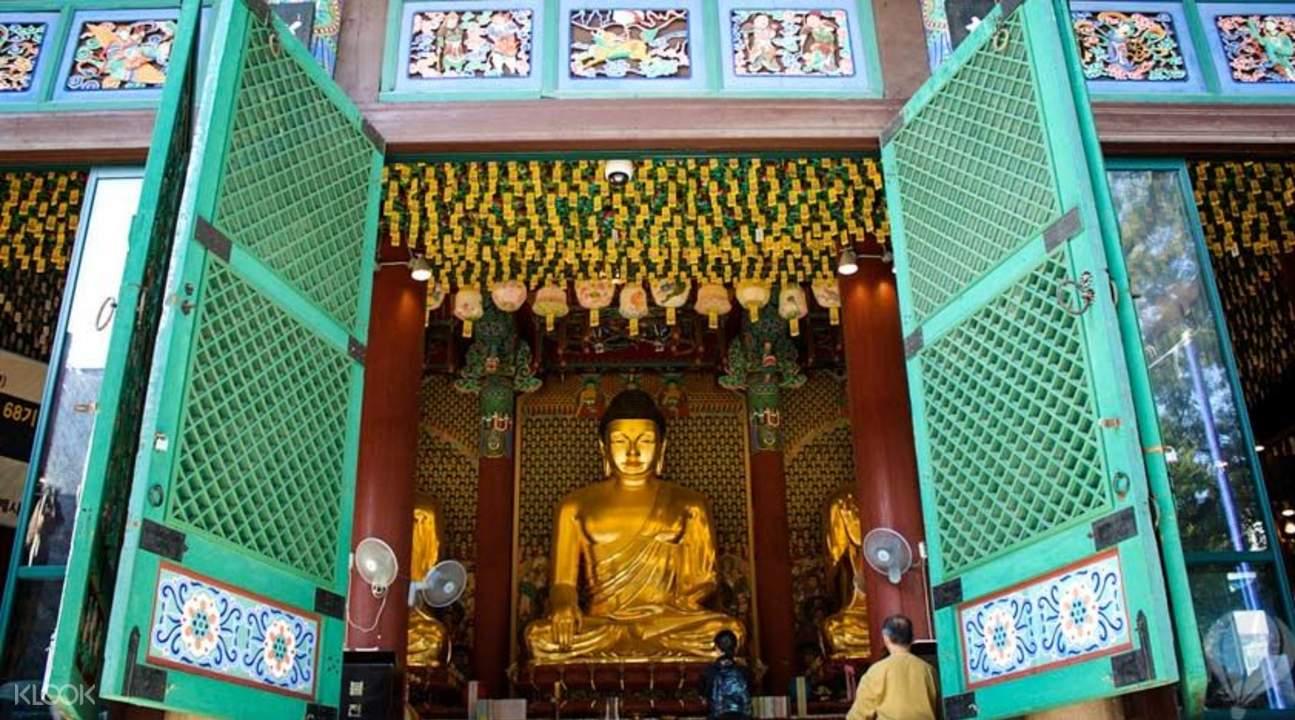 Jogyesa Buddhist Temple
