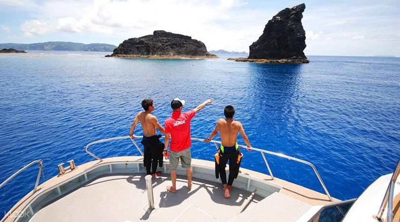 慶良間潜水體驗