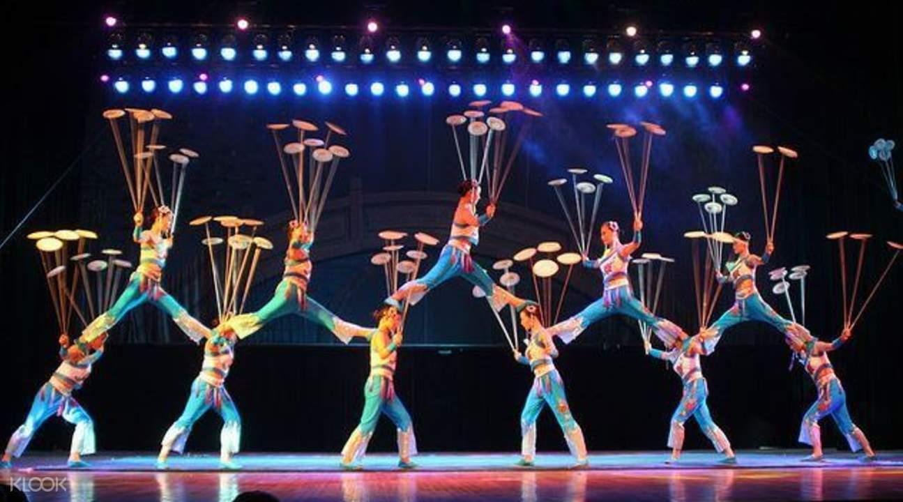 北京杂技表演