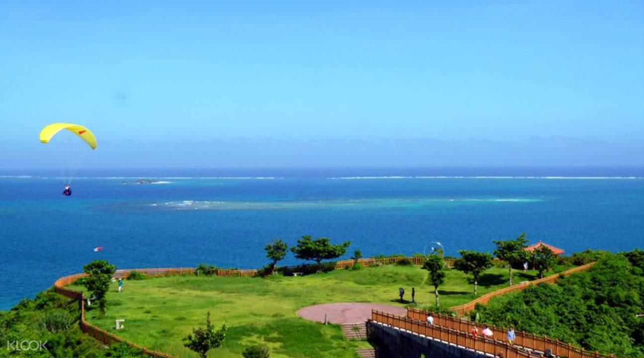冲绳 知念岬公园