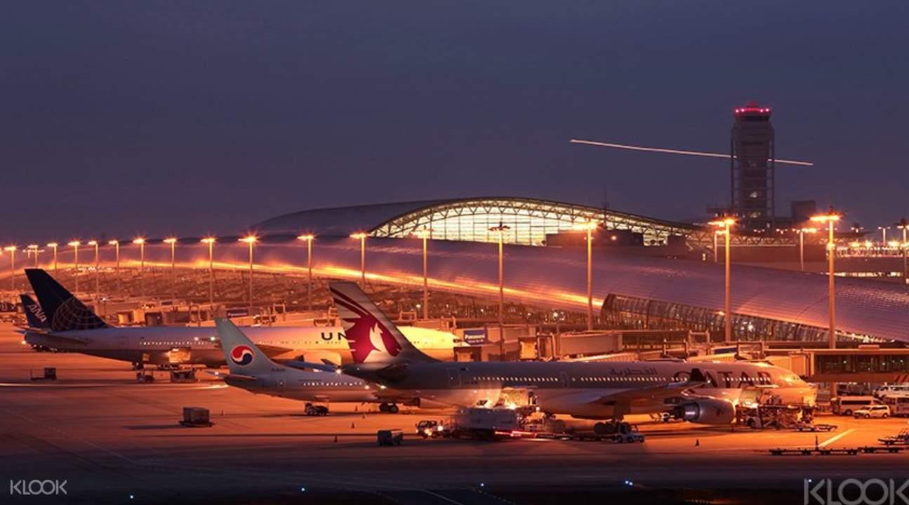 关西国际机场至京都接送