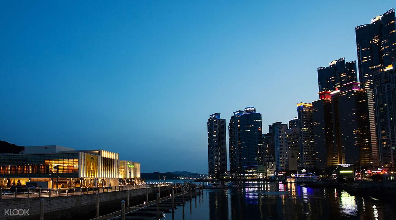 Busan Night View