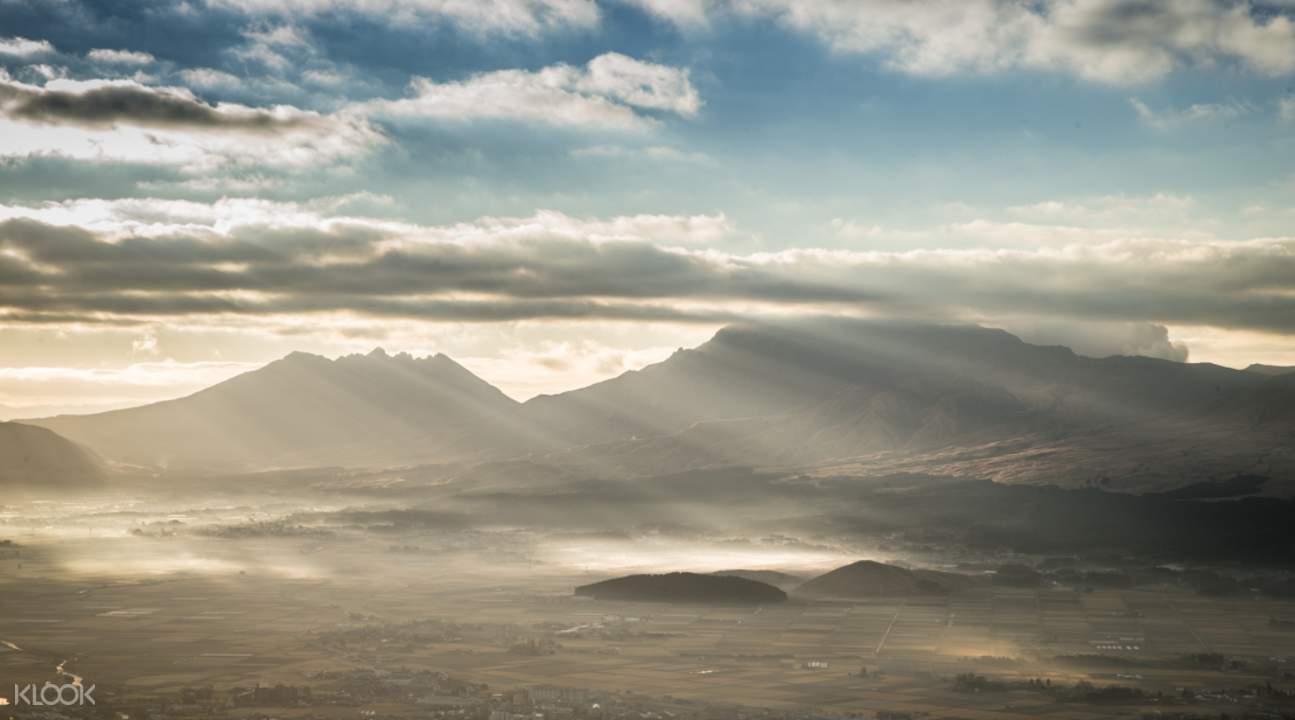 阿蘇火山一日遊