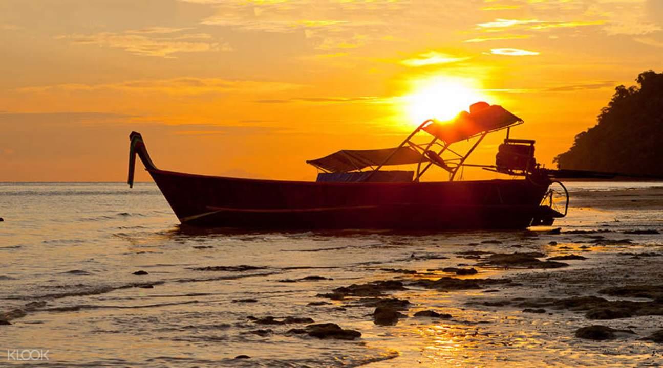 海边夕阳摄影之旅