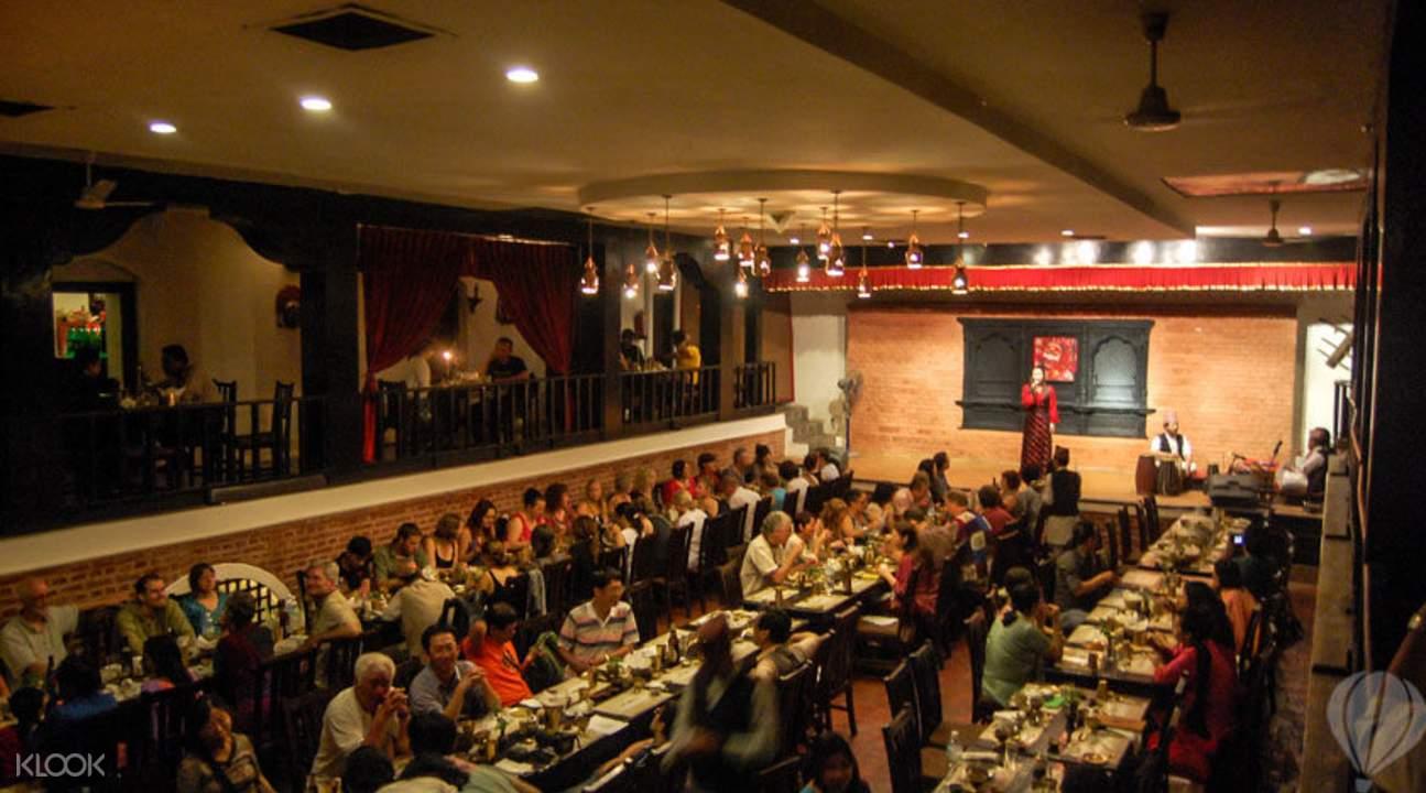 尼泊尔文化美食夜宴