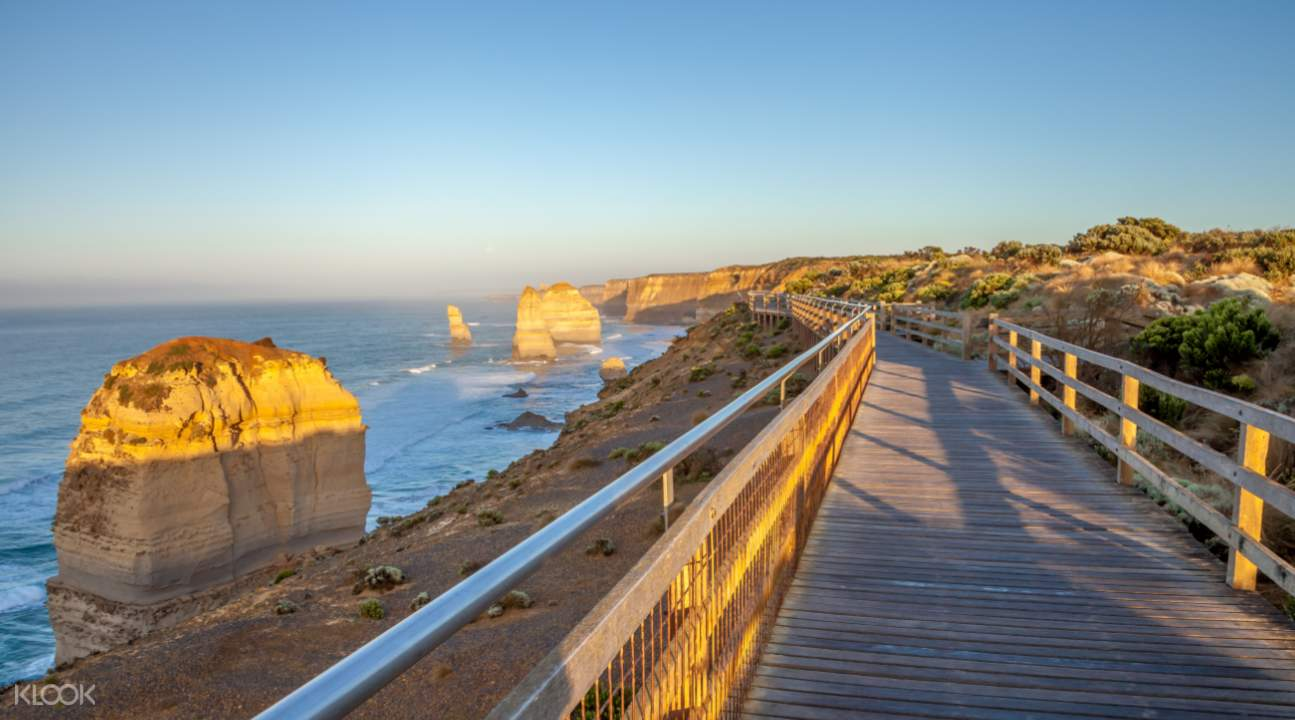 Great Ocean Road & Twelve Apostle's Day Tour from