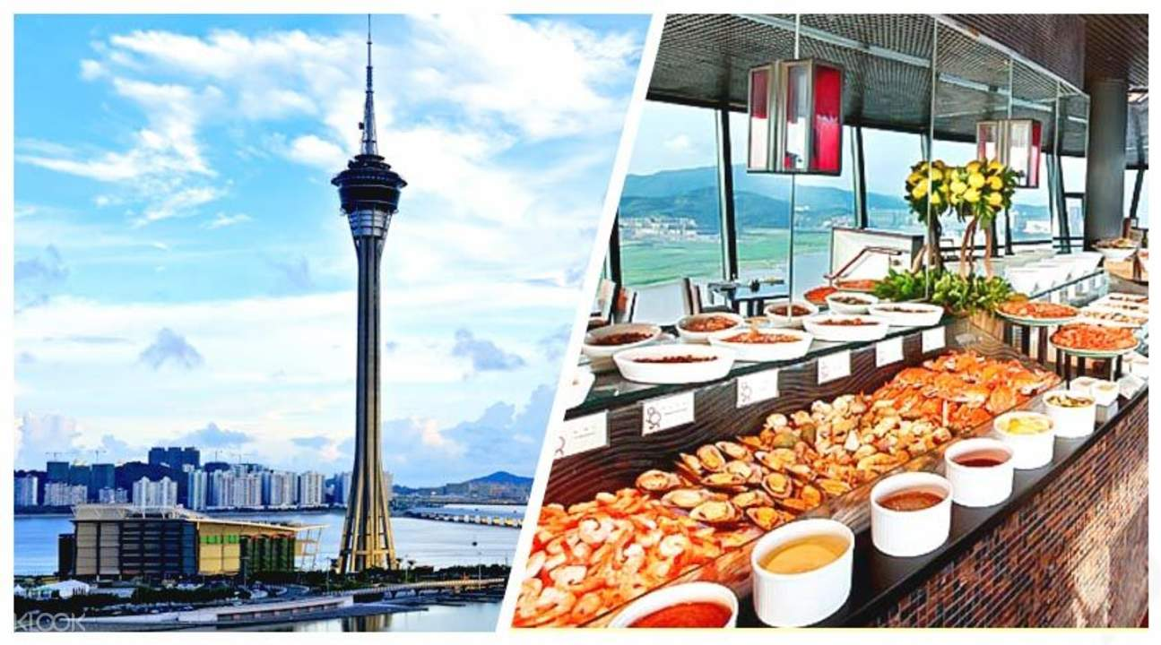 Macau Tower 360 Cafe
