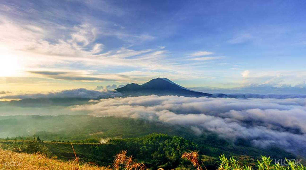 巴杜爾火山
