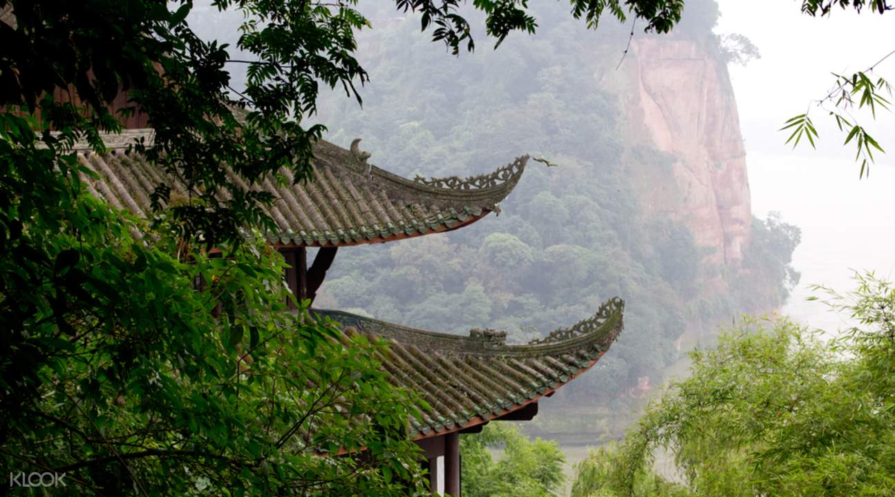 Leshan Buddha Chengdu