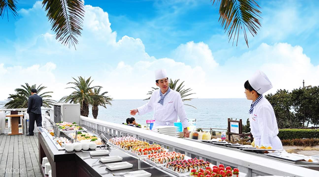jungmen resort restaurant