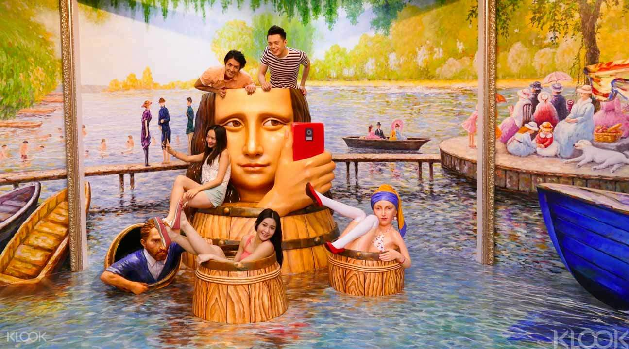 香港3D美术馆