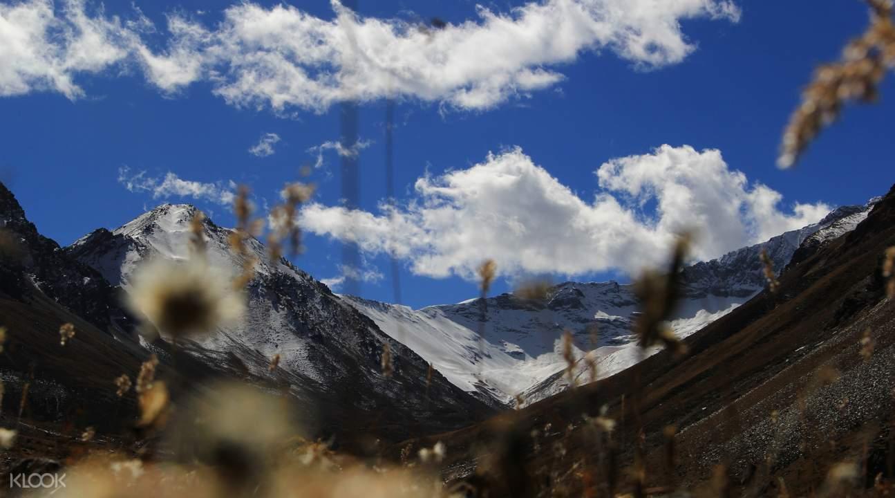 珠穆拉里女神峰徒步旅行