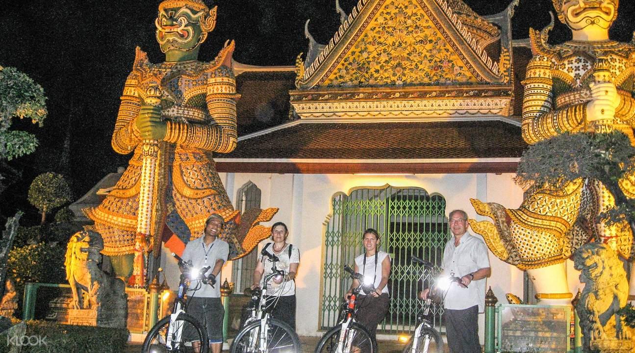 Wat Arun Bangkok Tour