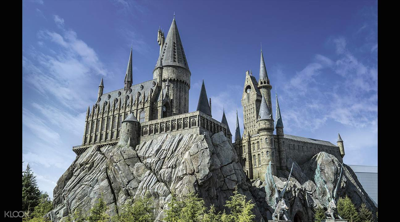 Enter the Wizarding World of Harry Potter
