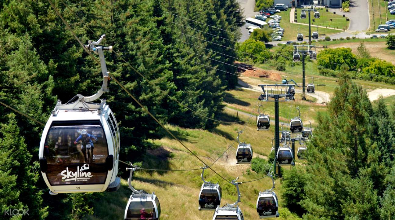Rotorua Skyline Gondola