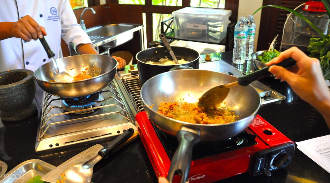 藍象泰式烹飪課