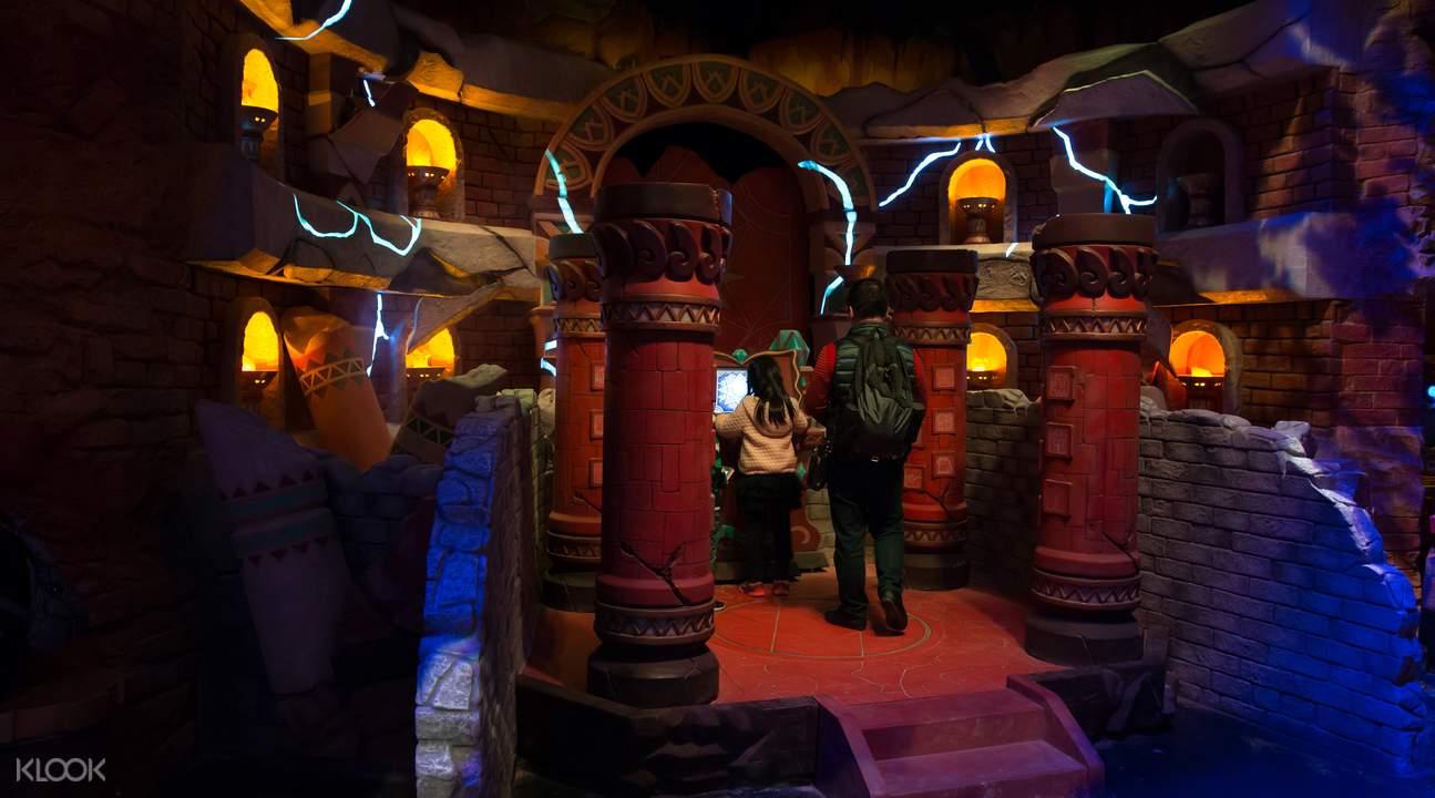 role play theme park