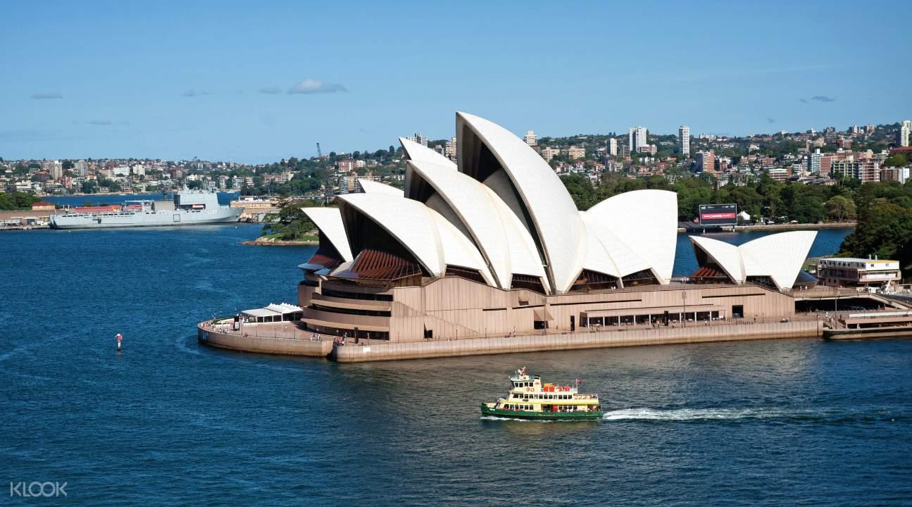 雪梨歌劇院景色
