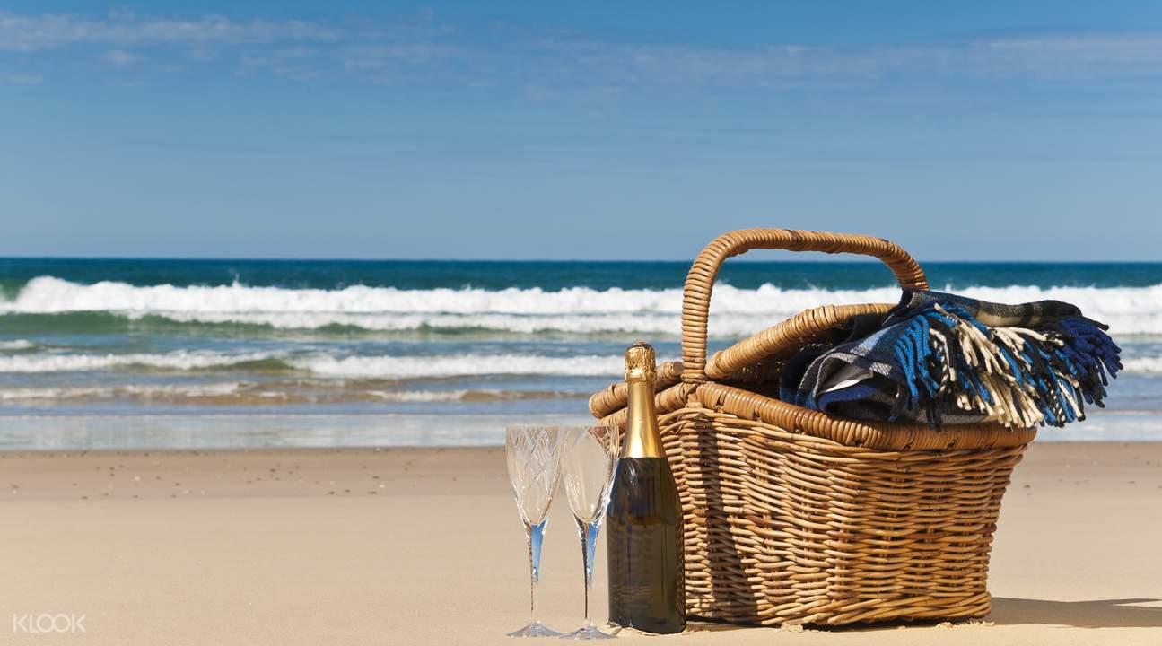 海邊野餐私人狂歡