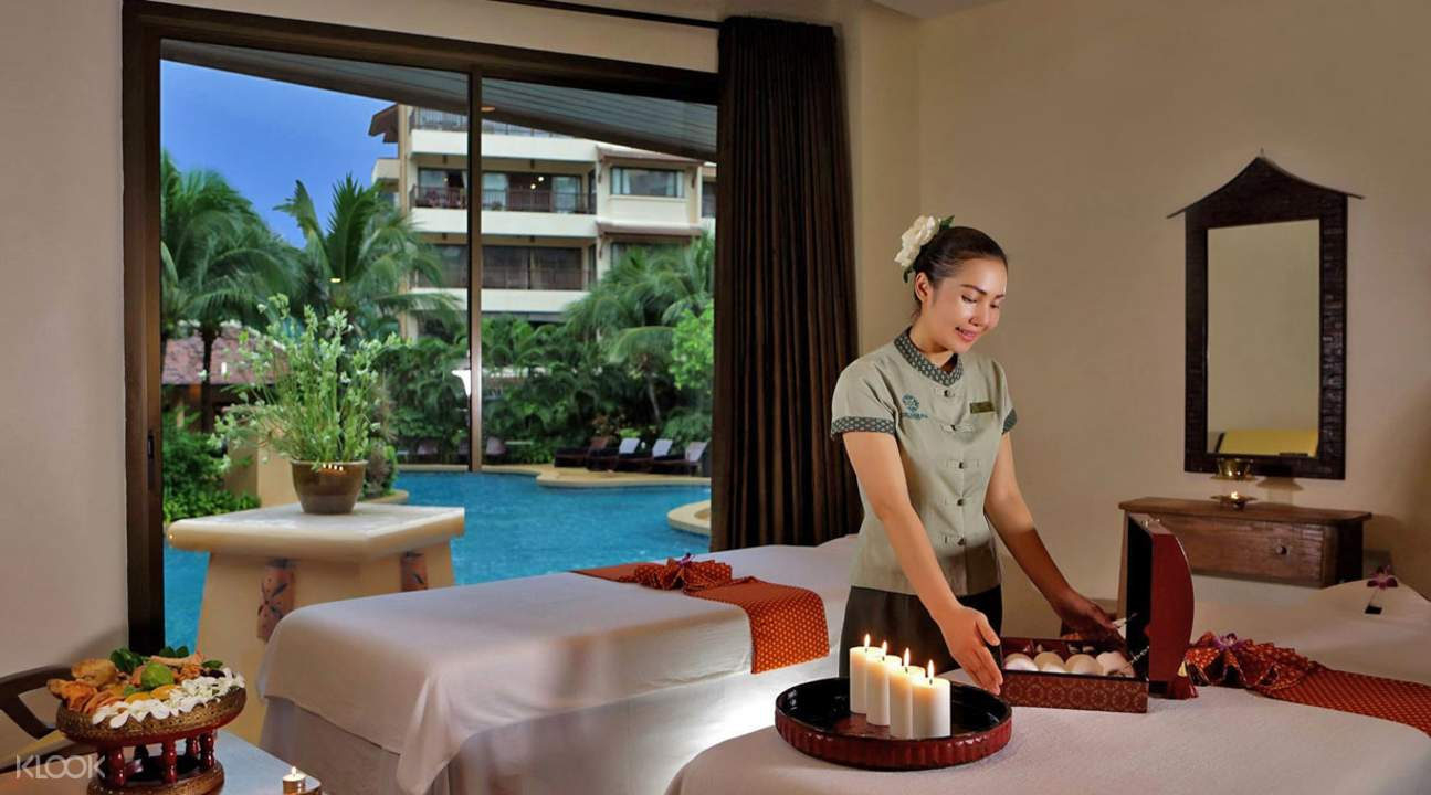 Phuket Spas