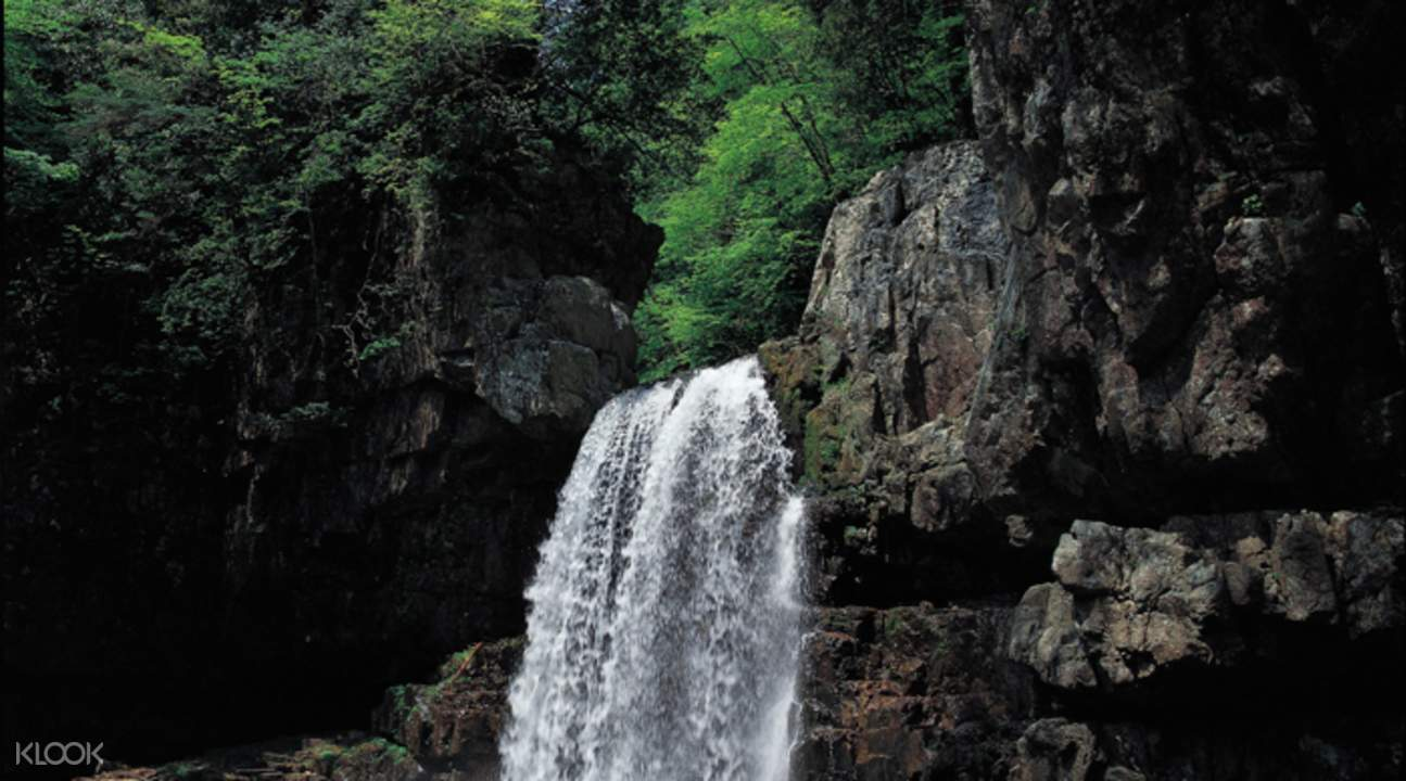 廣島三段峽二段滝