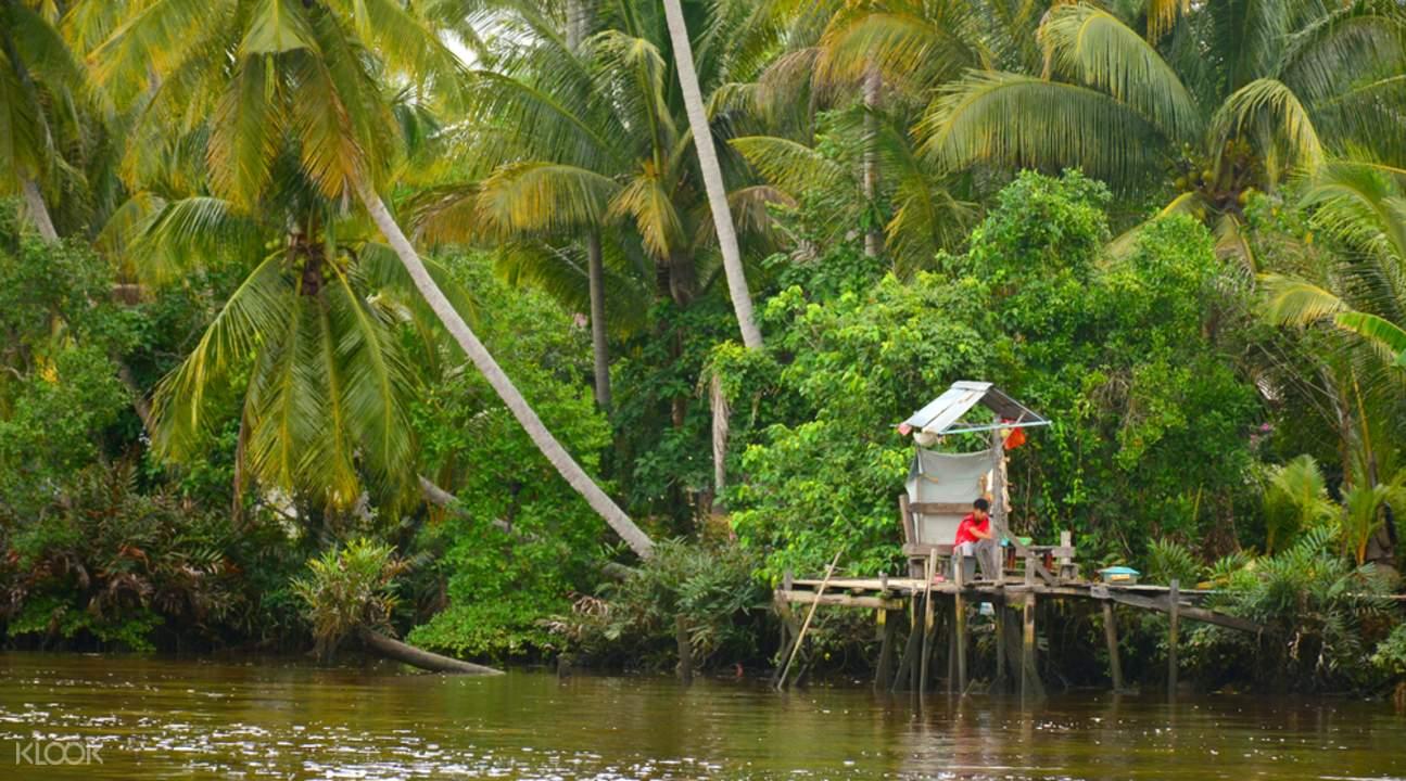 Malaysia rafting