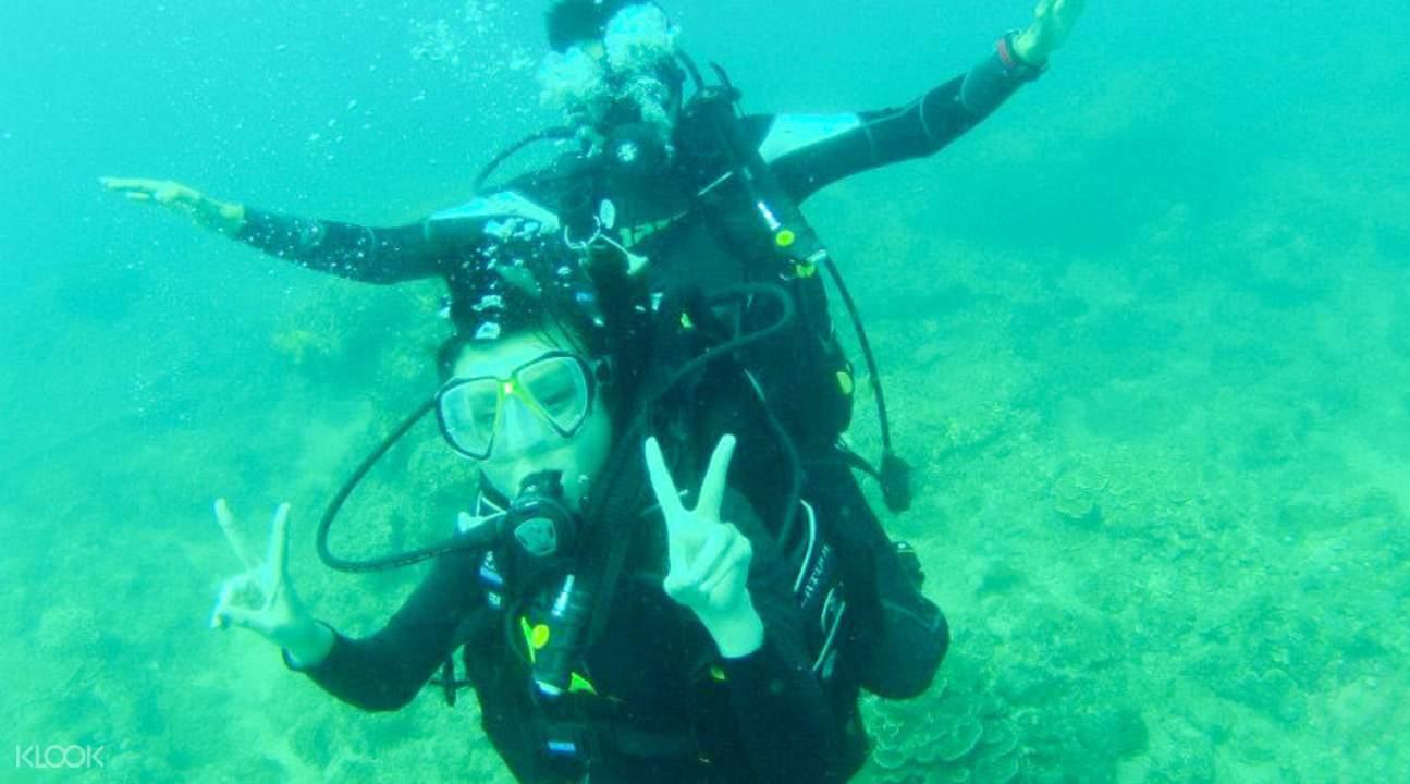 diving kenting