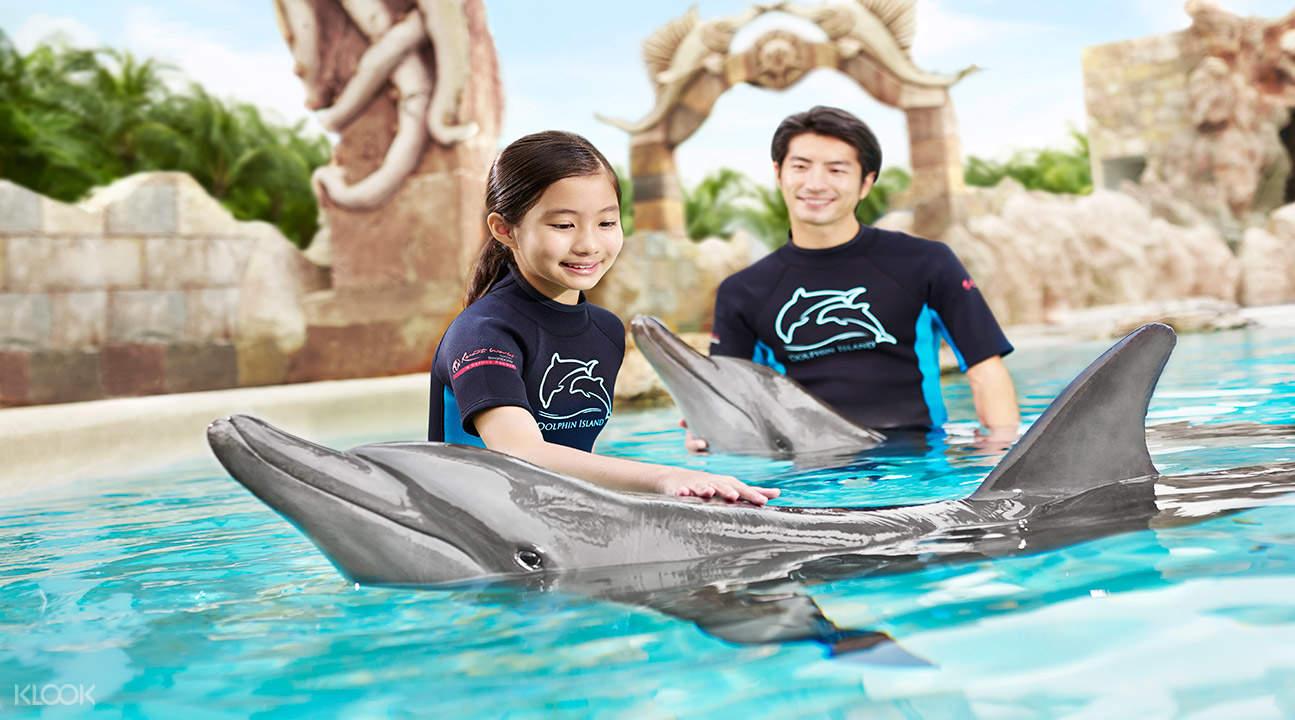 新加坡海豚园