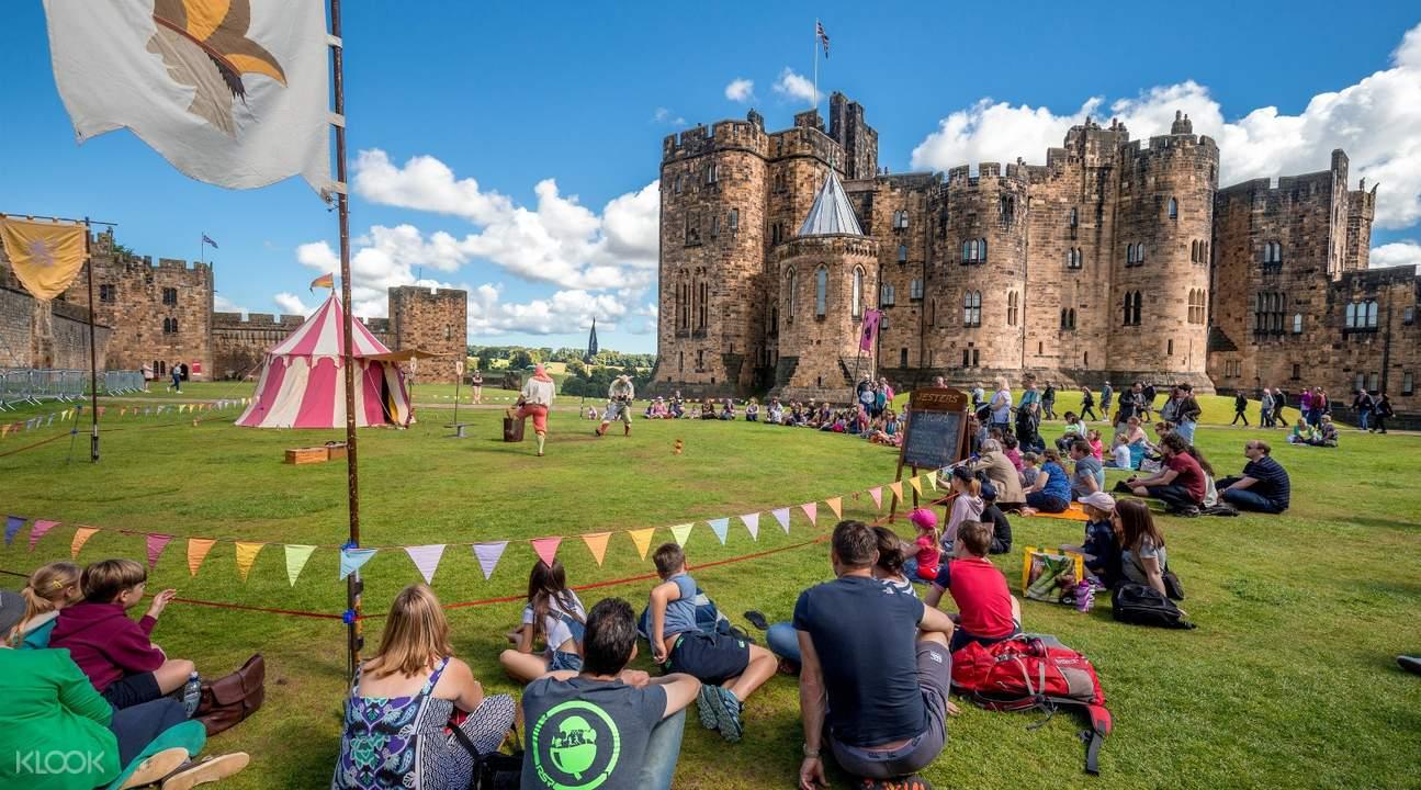 alnwick castle tour