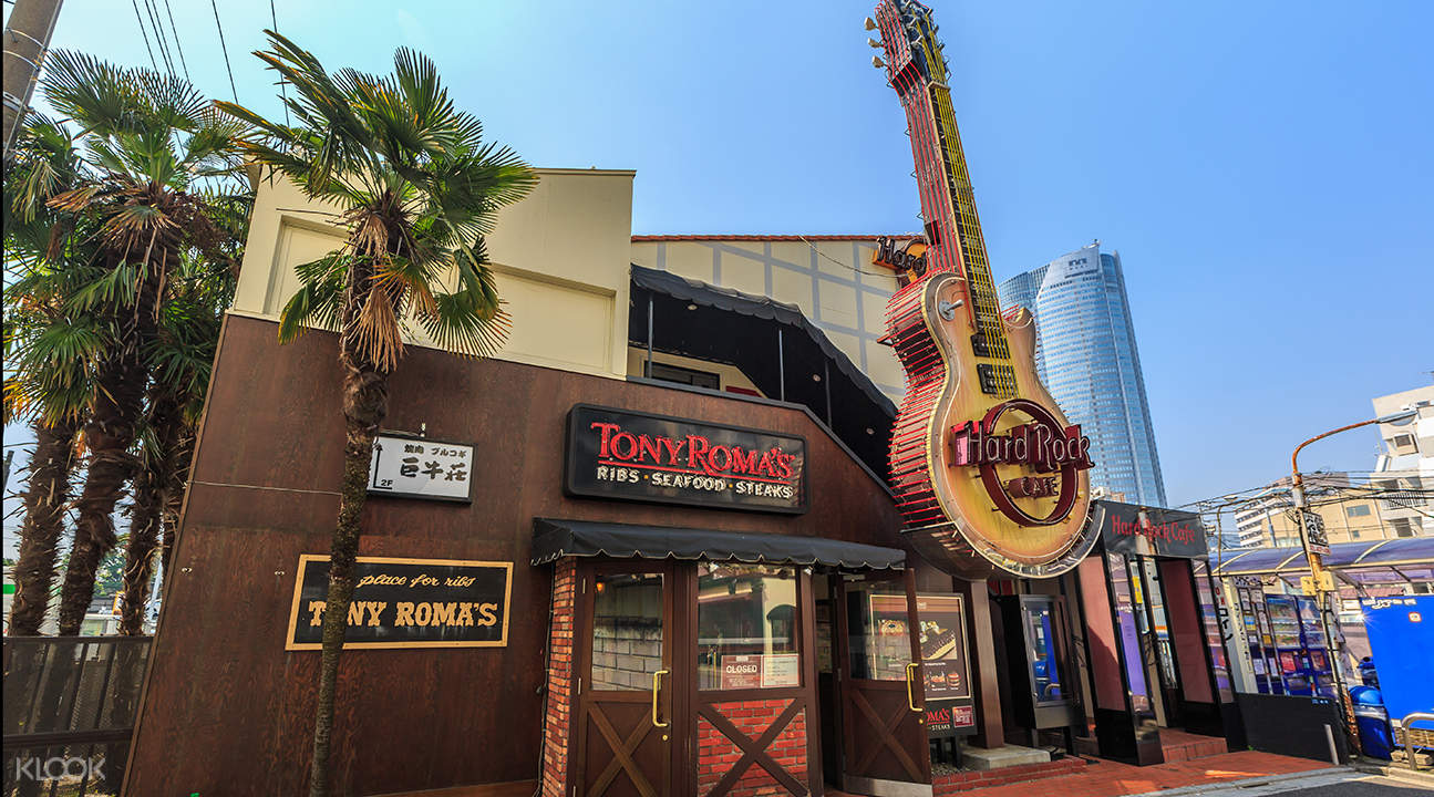 Surfers Paradise Hard Rock Cafe