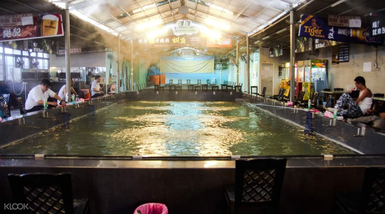 台北新豪室內釣蝦
