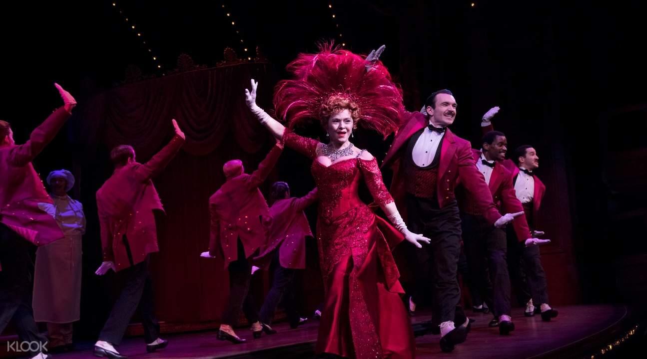 百老汇音乐剧你好多莉门票